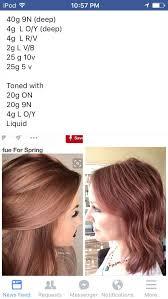 hair color formula 17 best ideas about hair color formulas on pinterest organic
