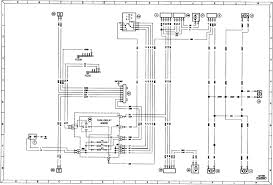 peugeot 205 diagram 3a typical ancillary circuits electric