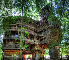 Banister House Hotel Admirable Tree House Plans Diy Ideas Design Featuring Teak Wood