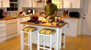 Make A Kitchen Island Wonderful Kitchen Island Cart Reviews Ideas Ideas D