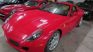 lifted ferrari 2007 ferrari 599 gtb fiorano coupe 6 0l v12 fi dohc 48v auto