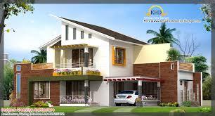 Awesome House Elevation Designs Kerala Home Design And Floor Plans - Designer home plans
