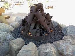 Custom Fire Pit by Winter Park Ski Resort Fire Pits U0026 Custom Steel Log Kits Past