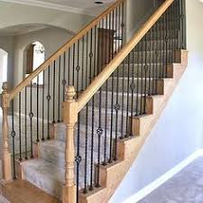 Banister Rails Metal Staircase Design Inspiration Pictures And Remodels Wrought Iron
