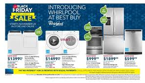 appliances black friday best buy canada early black friday flyer deals 2015 appliance sale