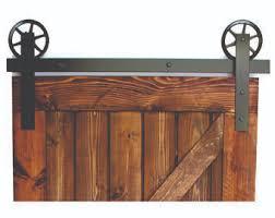 Sliding Barn Door Kit Sliding Barn Door Etsy