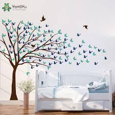 Tree Wall Mural by Online Buy Wholesale Big Tree Wall Decal From China Big Tree Wall