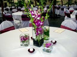wedding table centerpiece design decorating of party