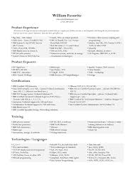 Paramedic Resume Sample by 16 Retail Job Resumes 6 How To Write Work Experience Sample