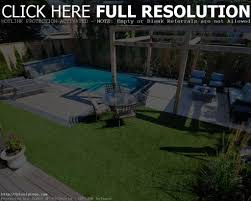 small pools for backyards modern backyard design with pics with