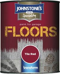 Garage Floor Paint Reviews Uk by Johnstone U0027s 307949 2 5 Litre Garage Floor Paint White Amazon Co