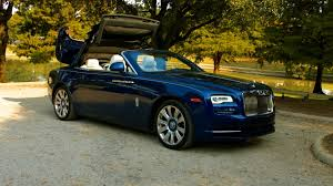 roll royce dawn 2017 rolls royce dawn drophead coupe test drive