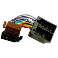 vauxhall vivaro van 02 10 iso adaptor lead wiring car radio