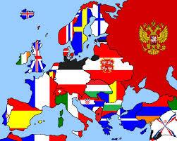 Europe Flags Perfect Europe Flag Map By Lovelylemonmonster On Deviantart