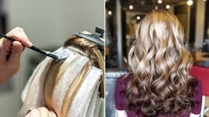 the latest hair colour trends 2015 calendar reverse brunette balayage hair color technique reverse balayage