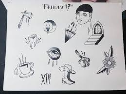 friday 13th 13 tattoos studio ix manchester what lurks inside