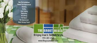 The Grout Medic The Grout Medic Of Raleigh Durham Home