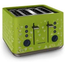 Morphy Richards Toaster Cream Morphy Richards 248105 Prism Toaster Green Amazon Co Uk Kitchen