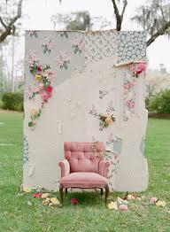 wedding backdrop ideas vintage vintage wedding photo booth ideas