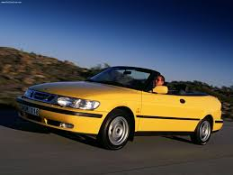 saab 9 3 convertible 2000 picture 1 of 17