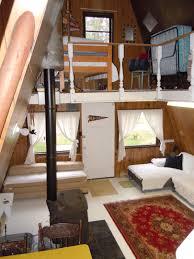 summer a frame cabin in nanoose bay b c 1969 interior was