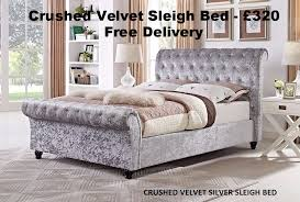 Next Day Delivery Bedroom Furniture Fabric Beds