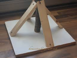 classy how to make a homemade christmas tree stand extremely