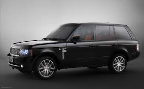 black range rover wallpaper land rover range rover black edition 2011 widescreen exotic car