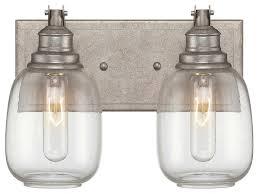 Orsay  Light Bath Industrial Bathroom Vanity Lighting By - Lighting for bathrooms 2
