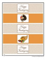printable thanksgiving placecards decorations woo jr