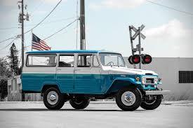 toyota car company 1967 toyota fj45lv by the fj company hiconsumption