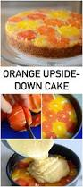 orange upside down cake recipe