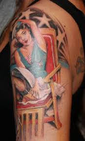 pocahontas pin up tattoo pictures to pin on pinterest tattooskid