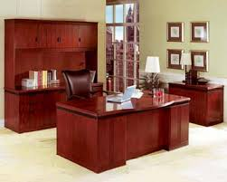 office desk with credenza americus 7435 series