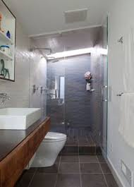 Narrow Bathroom Design Slim Bathroom Ideas Hledat Googlem Koupelna Pinterest