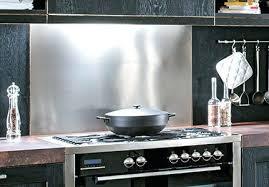 plaque inox cuisine inox pour cuisine astuces pour nettoyer vos l ments en inox plaque d