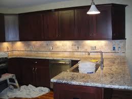 kitchen backsplash dark cabinets kitchen backsplash ideas with
