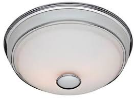 Modern Bathroom Vent Fan Lights Amazoncom - Designer bathroom exhaust fans