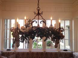 Christmas Decorating Ideas Light Fixtures by Vintage Christmas Decorating Social Butterflies