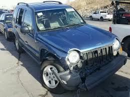 jeep liberty front bumper 1j4gl48kx6w180381 2006 jeep liberty sp price poctra com