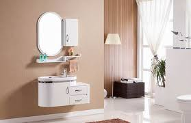 Bathroom Cabinet Modern New European Fashion Upscale Pvc Bathroom Cabinet Modern Bathroom