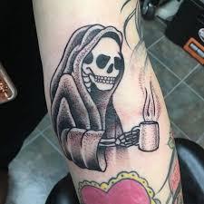 simple evil tattoo 95 best grim reaper tattoo designs meanings 2018
