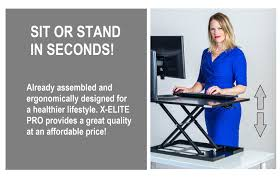 Sit Stand Treadmill Desk by Stand Steady Responds To Recent News That Standing Desks And Stand