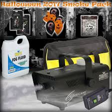 halloween party packs halloween smoke mist fog effect machine dj party pack 4