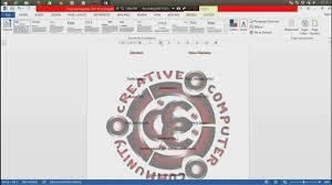 cara membuat tulisan watermark di excel cara membuat watermark atau background gambar di microsoft word