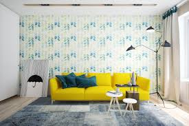 Decorating Living Room With Gray And Blue 25 Gorgeous Yellow Accent Living Rooms