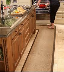 corner cabinet kitchen rug wellnessmat l series