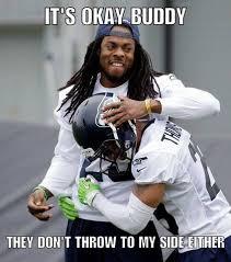 Sherman Meme - meme this pic blog richard sherman