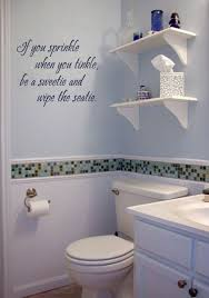 Sayings For The Bathroom 13 Best Wall Vinyl For The Bathroom Images On Pinterest Wall