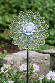 64 best recycled glass yard images on glass garden